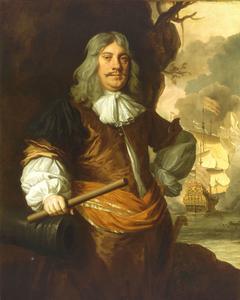 Portrait of Cornelis Tromp, 1629-91