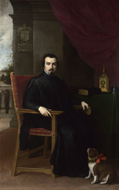 Portrait of Don Justino de Neve