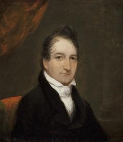 Portrait of Dr. Joseph Henshaw Flint
