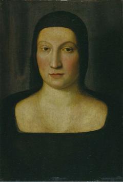 Portrait of Emilia Pia da Montefeltro