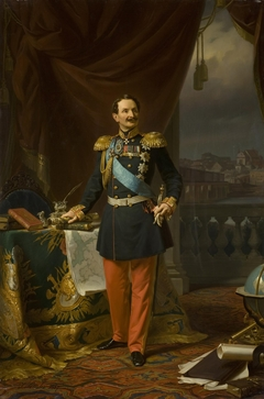 Portrait of Field-Marshal Count Fiodor (Friedrich Wilhelm) Berg