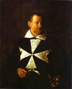 Portrait of Fra Antonio Martelli