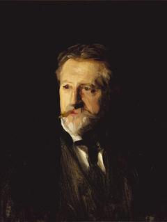 Portrait of Frederic Porter Vinton
