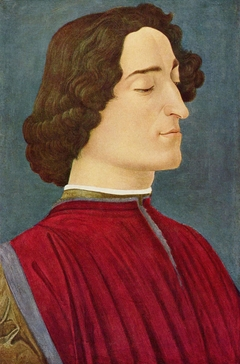 Portrait of Giuliano de' Medici