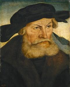 Portrait of Heinrich der Fromme von Sachsen (c. 1528)
