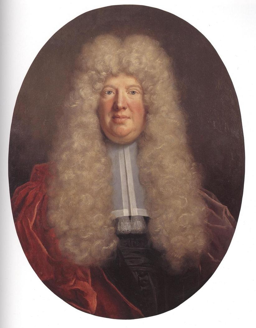 portrait of Hiérosme d'Argouges de Rânes