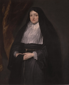 Portrait of Isabel Clara Eugenia as a nun