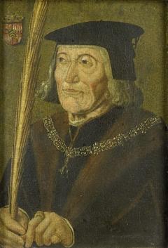 Portrait of Jan van Egmond (1438-1516), Count of Egmond