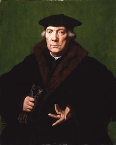 Portrait of Jean de Carondelet