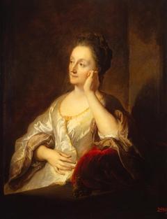 Portrait of Jeanne de Troy, the Artist's Wife