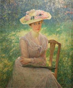 Portrait of Jenny Montigny