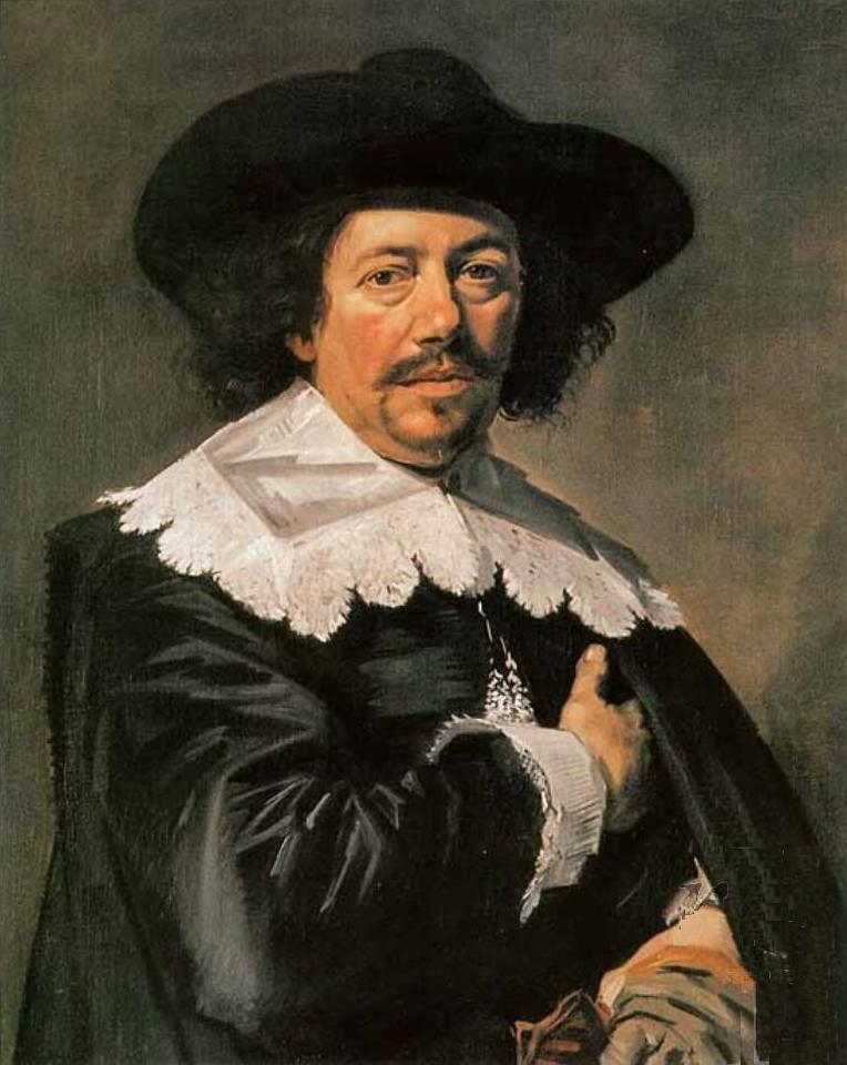 Portrait of Johan de Wael