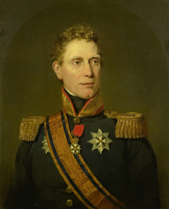 Portrait of Jonkheer Jan Willem Janssens, Governor of the Cape Colony and Governor-General of the Dutch East Indies