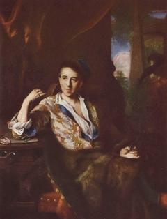 Portrait of Karl Bruni