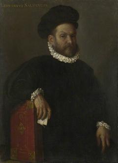 Portrait of Leonardo Salvagno (?)