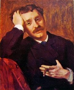 Portrait of Lorenzo Pagans
