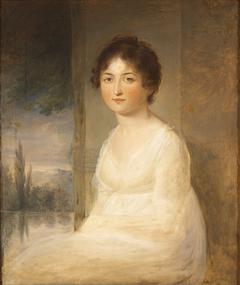 Portrait of Lydia Allen