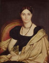Portrait of Madame Devaucay