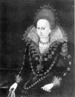 Portrait of Margaretha von Oldenburg