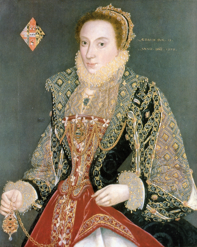 Portrait of Mary Denton