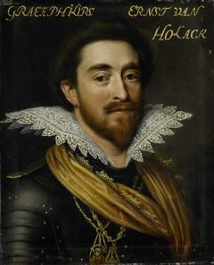 Portrait of Philipp Ernst, Count of Hohenlohe zu Langenburg