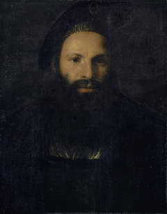 Portrait of Pietro Aretino (Kunstmuseum Basel)
