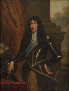 Portrait of Prince Henry of England