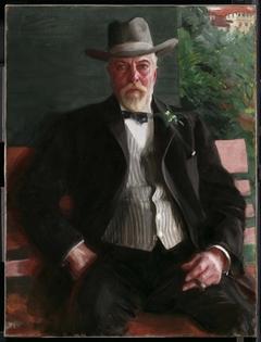 Portrait of Richard Teller Crane