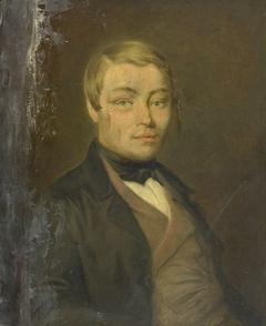 Portrait of Rudolf Johannes van den Brink, Oldest Son of Hendrik Arend van den Brink