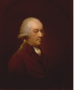 Portrait of Samuel Ward