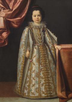 Portrait of Vittoria della Rovere (1622-1694) aged 4 or 5