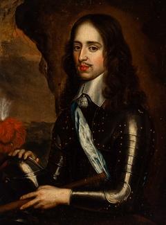 Portrait of Willem II prins van Oranje (1626-1650)