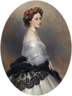 Princess Alice (1843-78), later Grand Duchess of Hesse