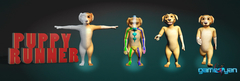 Puppy Runner Game Development By gameyan Development Company,