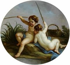 Putti Fishing