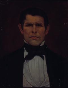 Retrato de Fernando José Sampaio