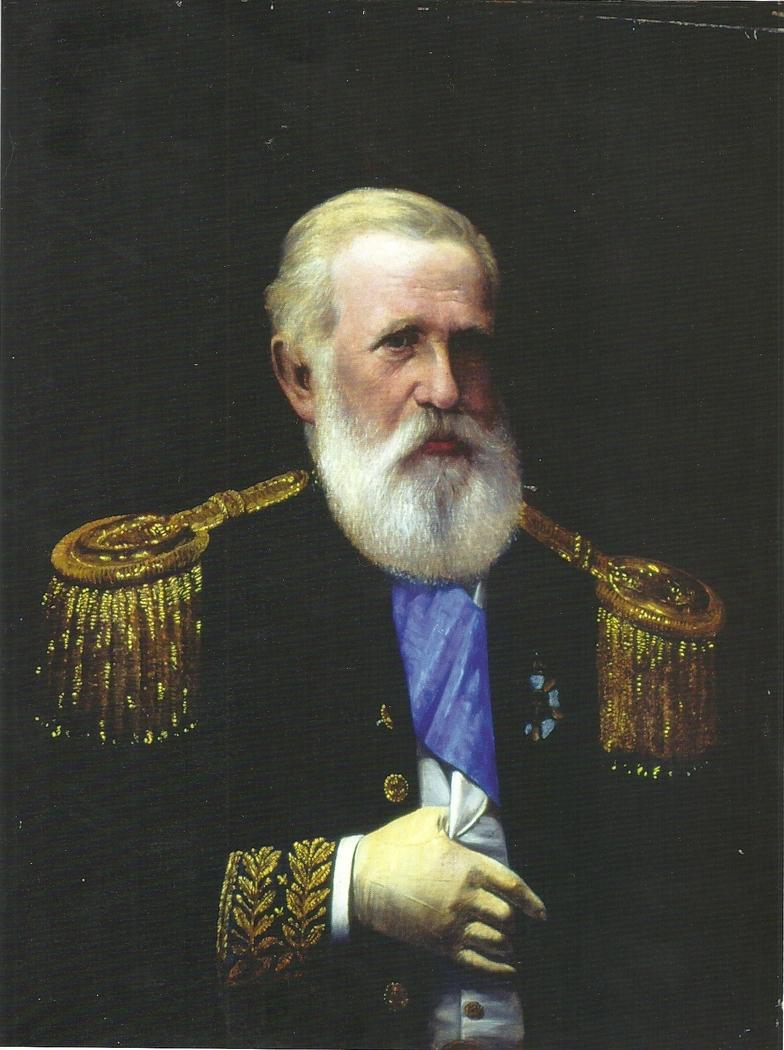 Retrato de Pedro II