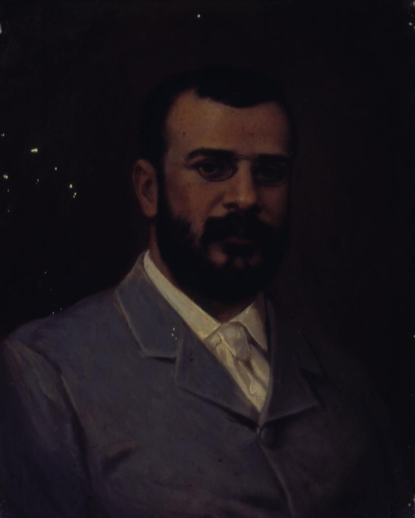 Retrato do Dr. Eduardo Prado