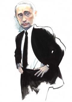 Revista gentleman - Presidentes (series)