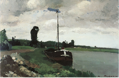 Riverside at Pontoise