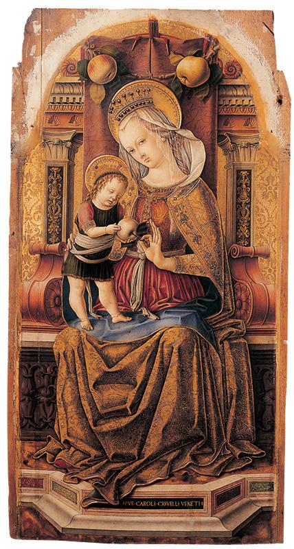 San Domenico minor Polyptych