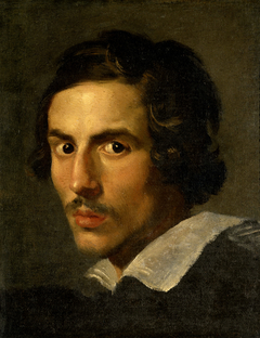 Self Portrait of Gianlorenzo Bernini (1623)