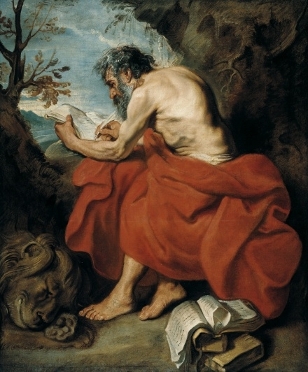 St Jerome, c. 1615-1616