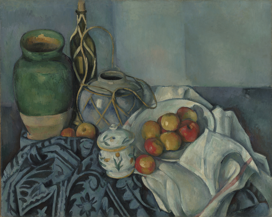Still Life with Apples