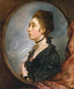 The Artist's Daughter Margaret