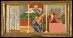 The Birth and Naming of Saint John the Baptist