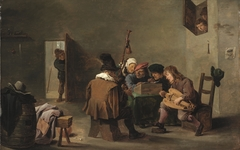 The Boors' Concert