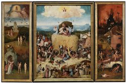 The Haywain Triptych