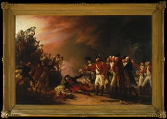 The Sortie Made by the Garrison of Gibraltar, 1789