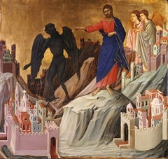 The Temptation of Christ on the Mountain
